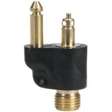 Agulheta Ligação Depósito Combustível - Macho - Johnson/Evinrude - Moeller