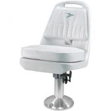 Assento Patrão c/ Pedestal Regulável - Wise