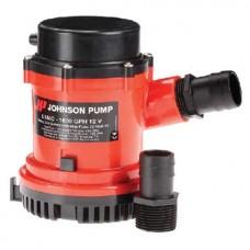 "Bomba de Porão ""Heavy Duty"" - 1600 GPH - Johnson Pump"