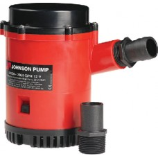 "Bomba de Porão ""Heavy Duty"" - 2200 GPH - Johnson Pump"