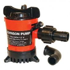 Bomba de Porão Compacta - 750 GPH - Johnson Pump