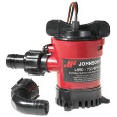 Bomba de Porão Compacta - 1000 GPH - Johnson Pump