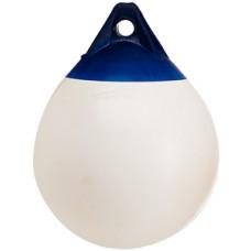 Boia Sinalização - Branca - Diam: 432 mm - Polyform
