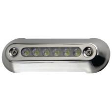 Faixa LED Aço Inox à prova de água - Branco - Attwood