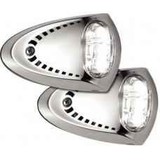 LED Manobras em Aço Inox - Attwood