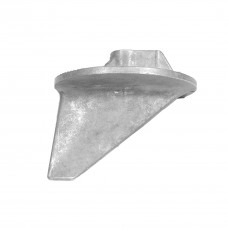 Ânodo Trim Tab - Alumínio - Mercury /QuickSilver