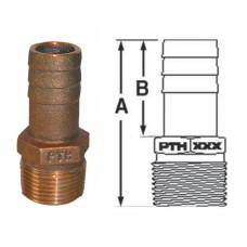 Adaptador em Bronze Fundido - 38mm - Groco