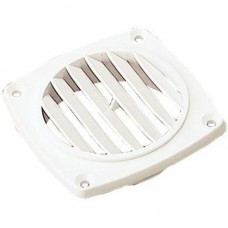 Grelha de ventilação Branca de molde de ABS injetado - Sea-Dog Line