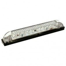 Faixa 10 LEDs submersível - Vermelho - Seachoice