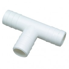 "Adaptador em ""T"" - Nylon - Tubo 19mm - Seachoice"