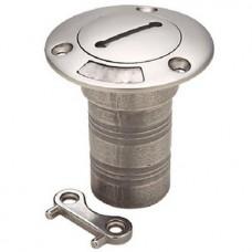 Bocal de Enchimento Águas Residuais - Aço Inox - Seachoice