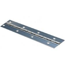 Dobradiça Aço Inox 304 - 51mm x 1,83 mt - Seachoice
