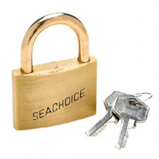 Cadeado de Bronze - Fecho simples - 38 mm - Seachoice