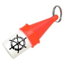 Porta-Chaves Flutuante Porta Objetos - Vermelho - Seachoice