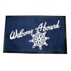 """Tapete """"Welcome Aboard"""" - Seachoice"""