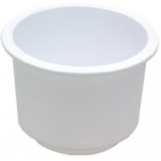 Suporte Copos em Plástico - Branco - Seachoice