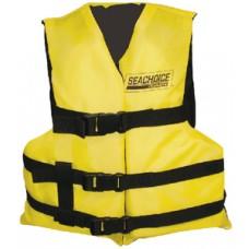 Colete salva-vidas multifunções - Adulto XL - mais de 41 Kg - Seachoice