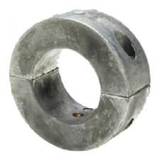 Ânodo de Zinco Tipo Colar para o Eixo - 38mm - Camp Co