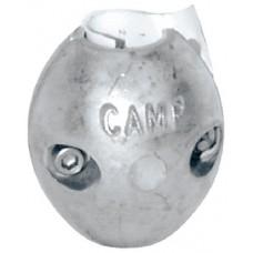Ânodo de Zinco para Eixo 25mm - Camp Co