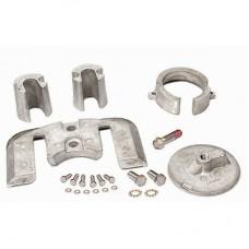 Kit de Ânodos Alumínio - 888758Q02 - Mercruiser / QuickSilver