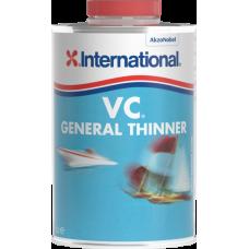 Diluente Universal - VC General Thinner - 1 Lt - International