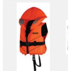 Colete c/Escapular e Zip SV Homologado Criança XS 100 N - Seachoice