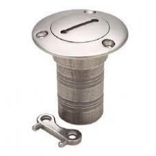 Bocal de Enchimento Diesel Aço Inox - Seachoice
