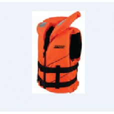Colete c/Escapular e Zip SV Homologado Adulto XS-S - 100 N - Seachoice