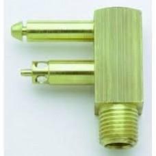 Agulheta Ligação Depósito Combustível - Macho - 8890 - Mercury/Mariner - Attwood
