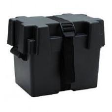 Caixa Suporte Bateria Compatível c/ Grupo 27 - Seachoice