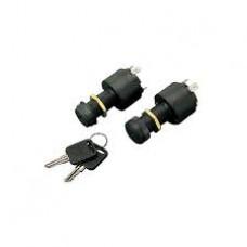 Interruptor 4 Posições; Acessório/ Ignição/Arranque; - Sea-Dog Line